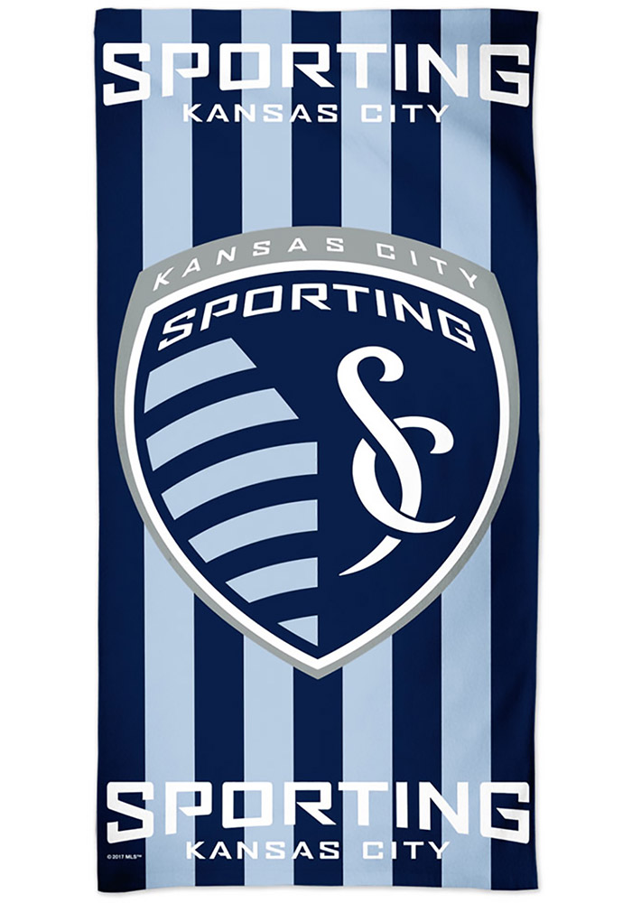 Sporting Kansas City 30x60 Beach Towel