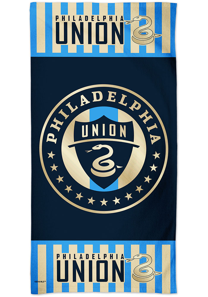 Philadelphia Union 30x60 Beach Towel