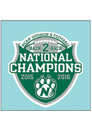 Northwest Missouri State Bearcats National Champions Decal