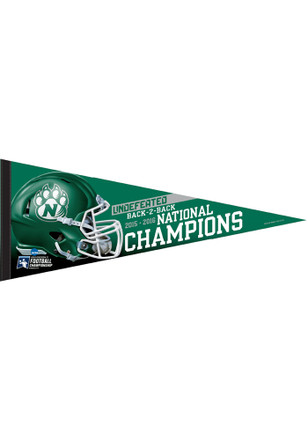 Northwest Mo State Bearcats National Championship Pennant