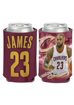 Cleveland Cavaliers LeBron James Player Koozie