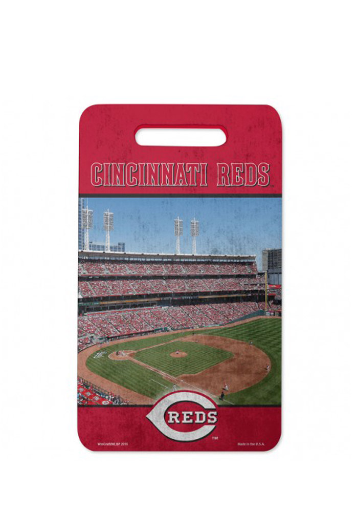 Cincinnati Reds Stadium Stadium Cushion - Image 1