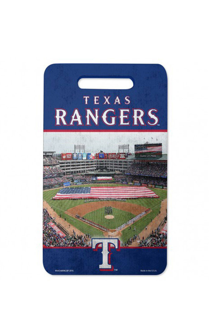 Texas Rangers Polyurethane Stadium Cushion - Image 1
