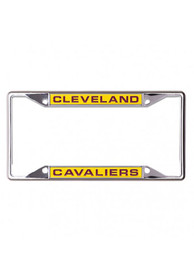 Cleveland Cavaliers Small Inlaid License Frame