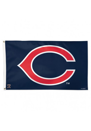 Cleveland Indians Cooperstown Silk Screen Flag