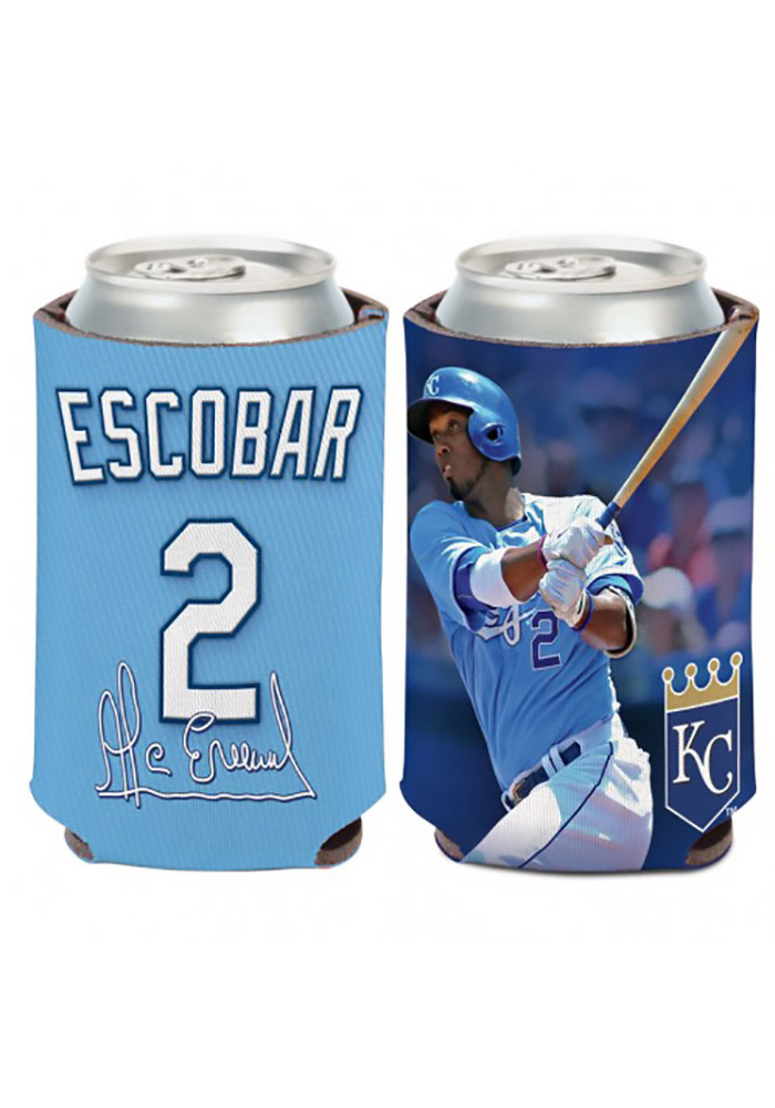 Kansas City Royals Alcides Escobar Player Coolie