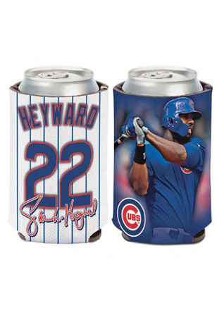 Chicago Cubs Player Koozie