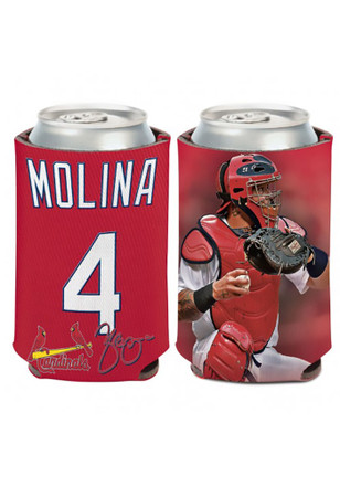 St Louis Cardinals Yadier Molina Player Koozie