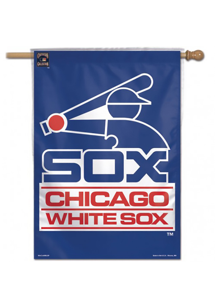 Chicago White Sox Cooperstown Banner - Image 1