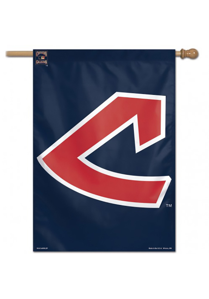 Cleveland Indians Cooperstown Banner - Image 1