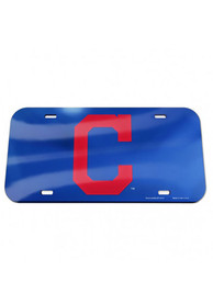 Cleveland Indians Team Logo Mirror Car Accessory License Plate