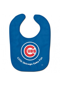 Chicago Cubs Baby All Pro Bib - Blue