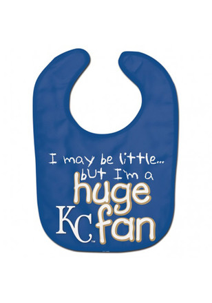 Kansas city royals baby clothes kc royals baby clothes royals kansas city royals huge fan bib negle Choice Image
