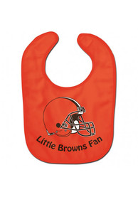 Cleveland Browns Baby All Pro Bib - Brown