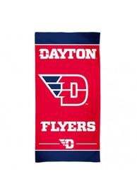 Dayton Flyers 30 x 60 Team Logo Beach Towel