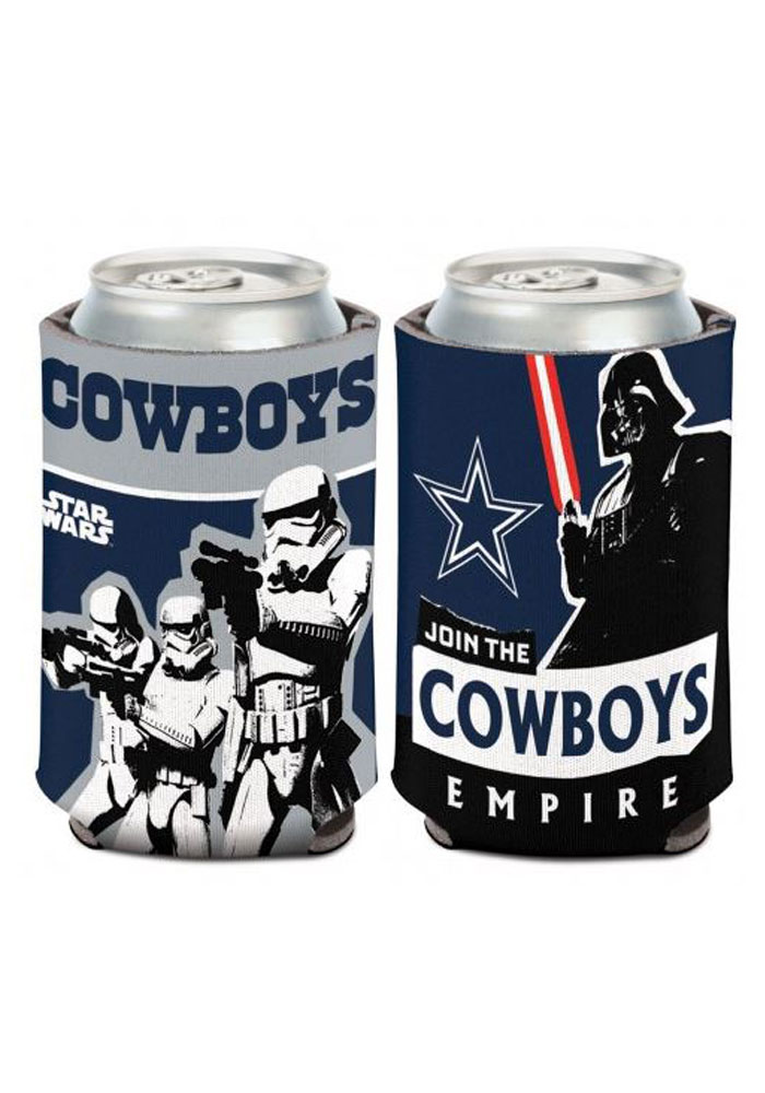 Dallas Cowboys Star Wars Darth Vader Coolie - Image 1