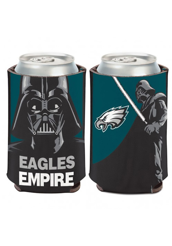 Philadelphia Eagles Star Wars Darth Vader Coolie - Image 1