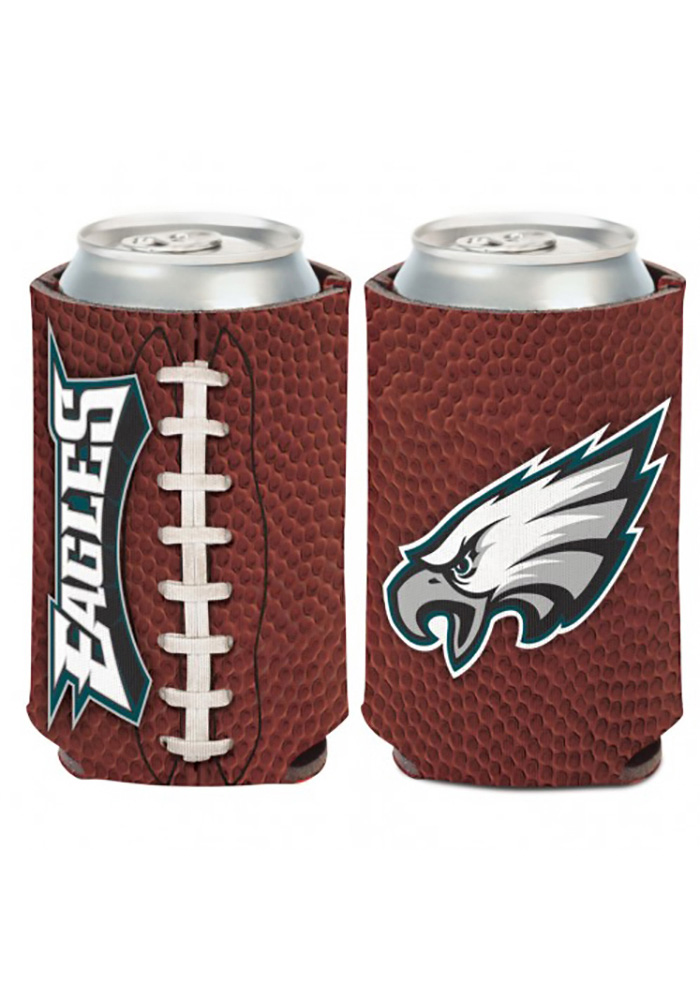 Philadelphia Eagles 12oz Football Coolie - Image 1