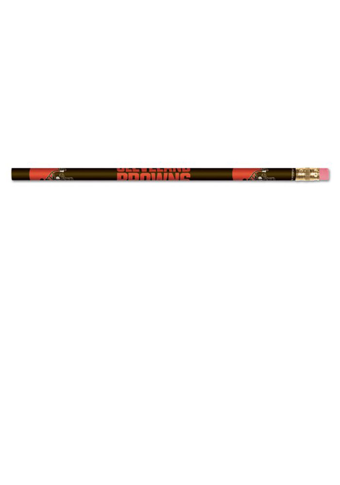 Cleveland Browns Team logo Pencil - Image 1