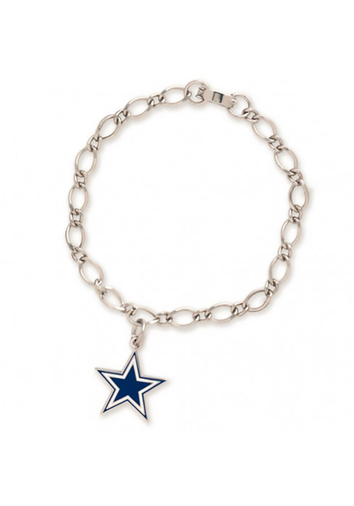 Dallas Cowboys One Charm Womens Bracelet 5715017