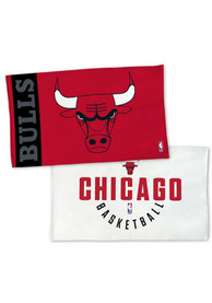 Chicago Bulls Locker Room Beach Towel