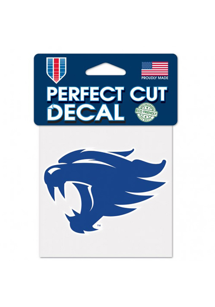 Kentucky Wildcats Perfect Cut Auto Decal - Blue - Image 1