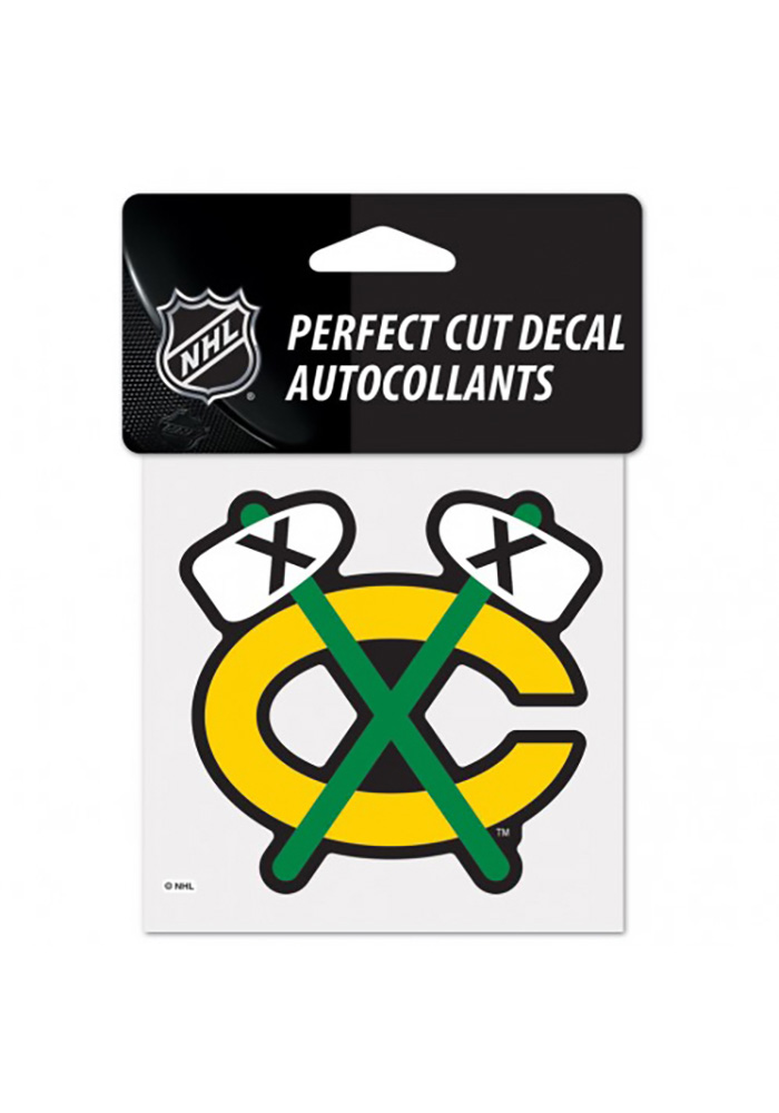 Chicago Blackhawks Perfect Cut Decal - Image 1