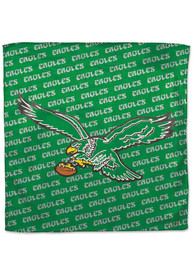 Philadelphia Eagles Baby Retro Bib - Kelly Green