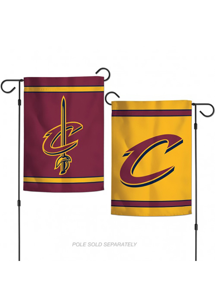 Cleveland Cavaliers 2-Sided Garden Flag - Image 1