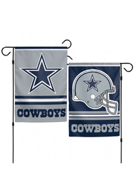 Dallas Cowboys 2-Sided Garden Flag
