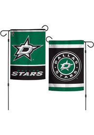Dallas Stars 2-Sided Garden Flag