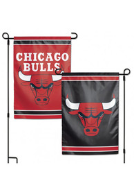 Chicago Bulls 2-Sided Garden Flag