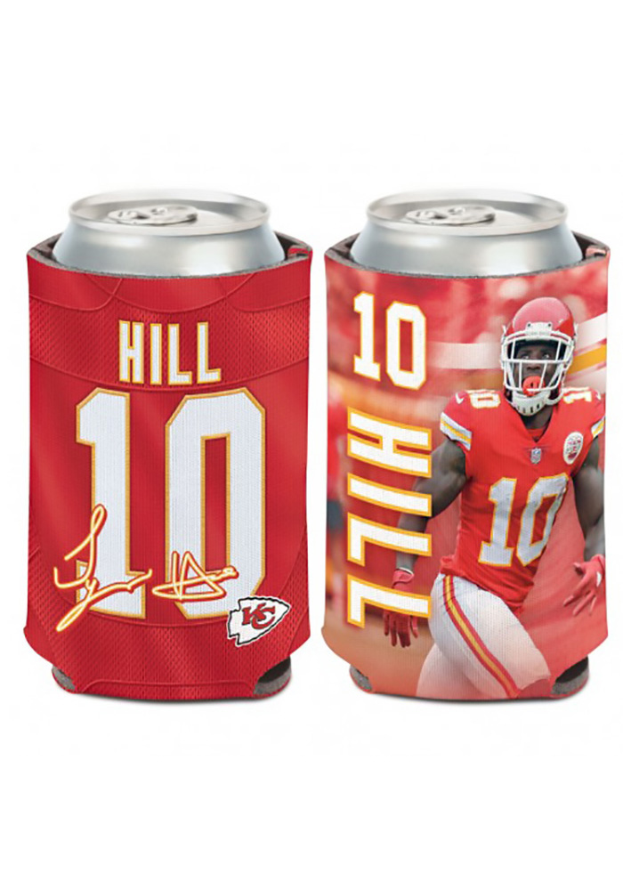 Kansas City Chiefs Tyreek Hill 12oz Coolie - Image 1