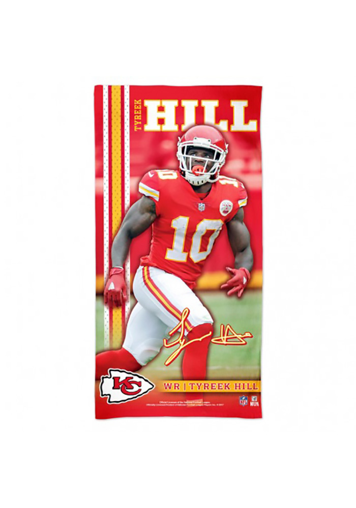Kansas City Chiefs 30x60 Beach Towel - Image 1