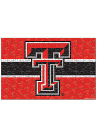 Texas Tech Red Raiders Team Logo Puzzle