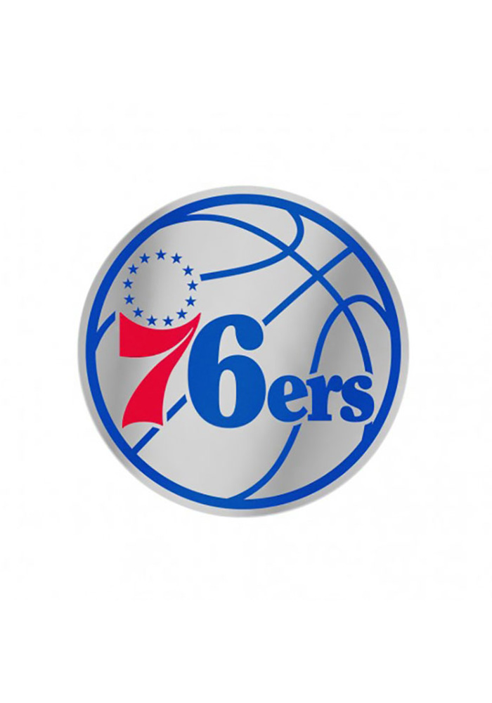Philadelphia 76ers Badge Car Accessory Car Emblem - Image 1