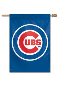 Chicago Cubs 28x40 inch Logo Banner