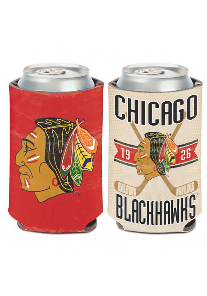 Chicago Blackhawks Vintage Coolie