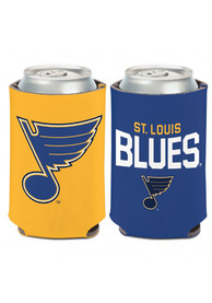 St Louis Blues 2-Sided Logo Coolie