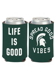 Michigan State Spartans Life Is Good Coolie