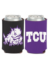 TCU Horned Frogs 2-Sided Slogan Coolie