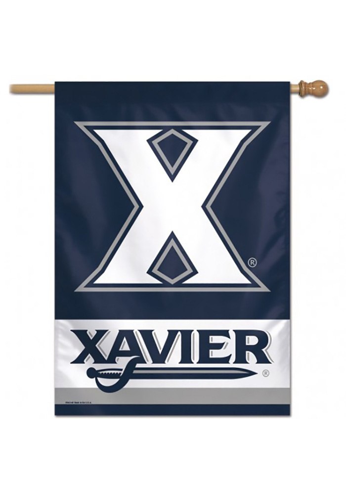 Xavier Musketeers 28x40 Banner - Image 1