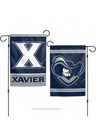 Xavier Musketeers 2-Sided 12.5x18 inch Garden Flag