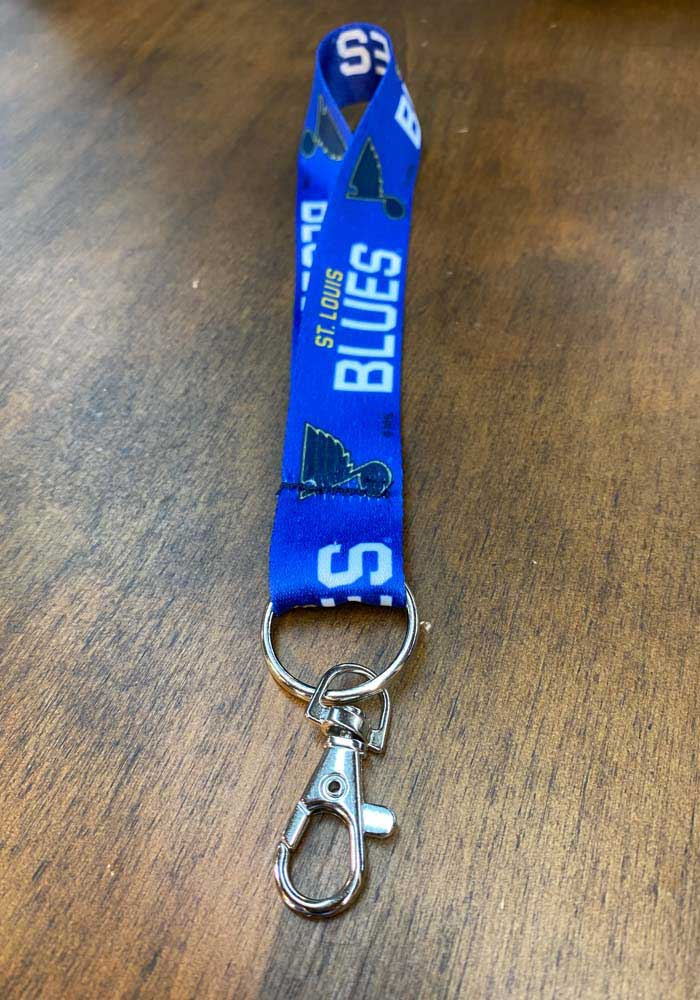 St Louis Blues 1 inch Lanyard - Image 2