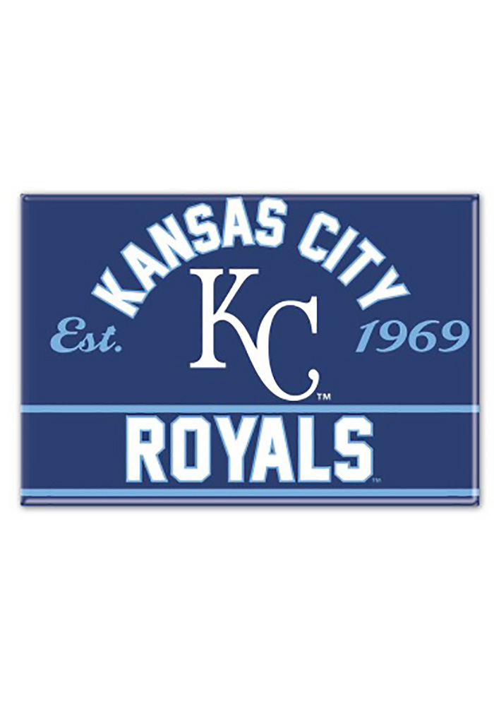 Kansas City Royals 2.5x3.5 Magnet