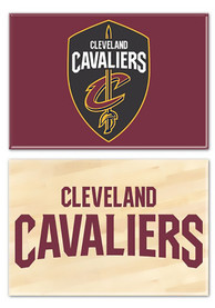 Cleveland Cavaliers 2 Pack Rectangle Magnet