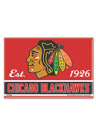 Chicago Blackhawks 2.5x3.5 Magnet
