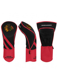 Chicago Blackhawks Driver Headcover Golf Headcover