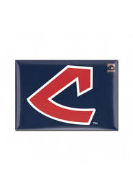 Cleveland Indians Cooperstown Magnet