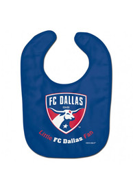 FC Dallas Baby Little Fan Bib - Red